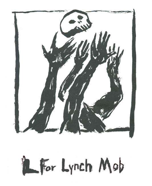 Clive Barker - L For Lynch Mob