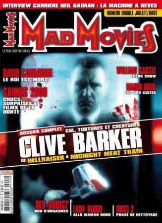 Mad Movies - No 221, July / August 2009