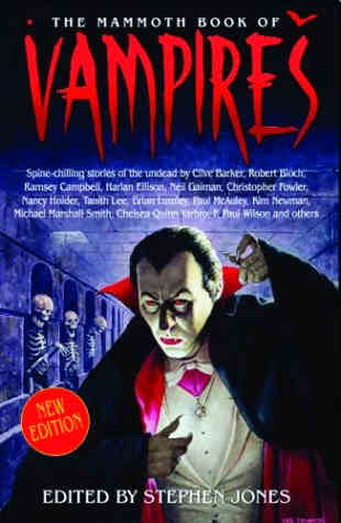 Mammoth Book of Vampires - Carroll and Graf, 2004