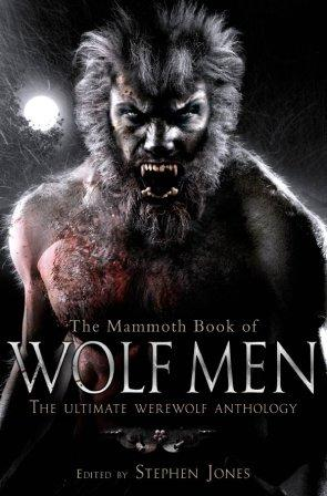 Mammoth Book of Wolf Men, UK