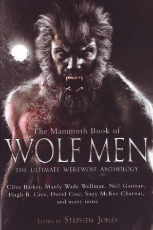 Mammoth Book of Wolf Men, US