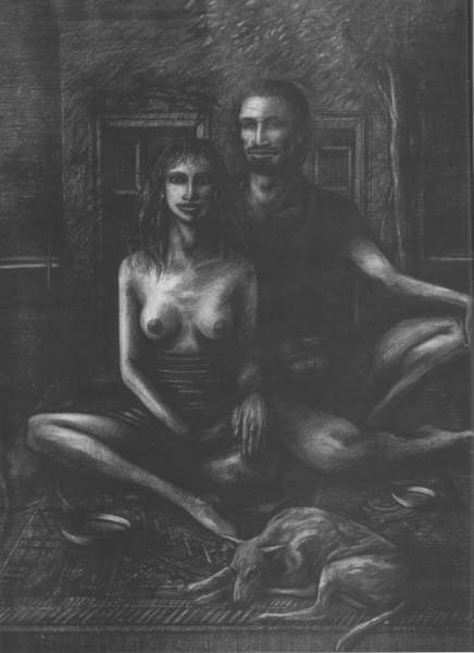 Clive Barker - Man, Woman And Dog