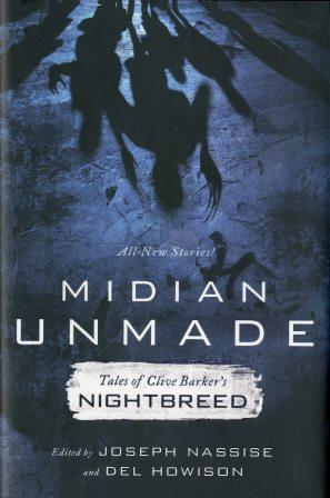 Midian Unmade US 1st edition