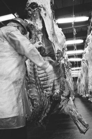 Midnight Meat Train - Hatchet Man by Eric Reid