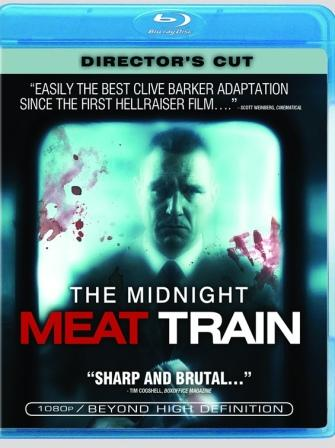 Midnight Meat Train - US Blu-Ray