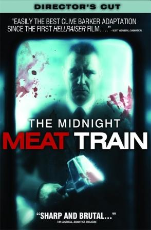 Midnight Meat Train - US DVD
