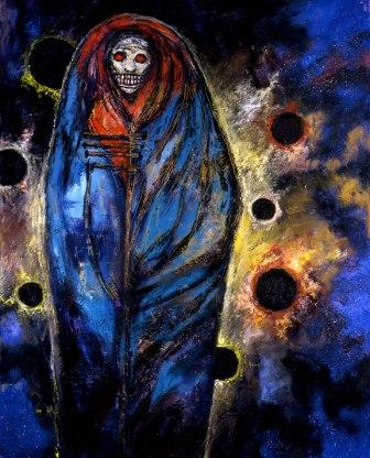 Clive Barker - Mother Teresa In Space