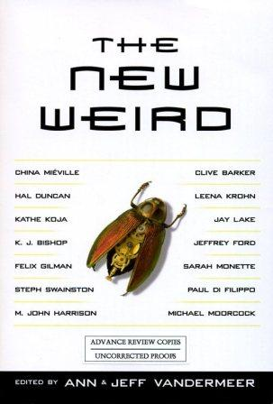 The New Weird - US advance, 2008