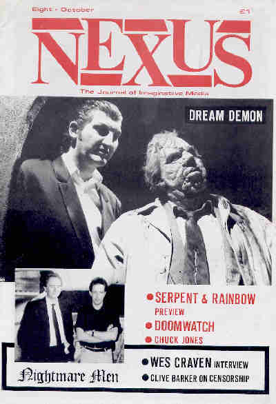 Nexus, No 8, October 1988