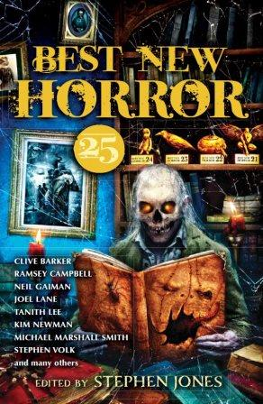 Clive Barker : A Night's Work - Best New Horror 25, US
