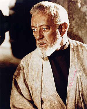 Alec Guinness as Obi-Wan