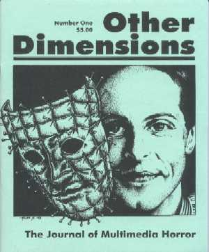 Other Dimensions, No 1, Summer 1993