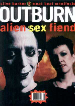 Outburn, Issue 8, May 1999