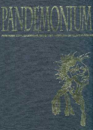 Clive Barker - Pandemonium - US Limited edition (cloth boards)