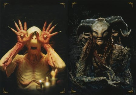 Pan's Labyrinth characters