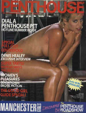 Penthouse, Vol 20, No 5, May 1985
