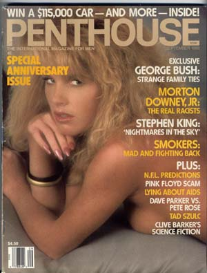 Penthouse International, September 1988