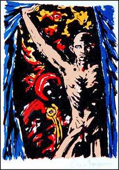 Clive Barker - At The Door Of The Primal Room