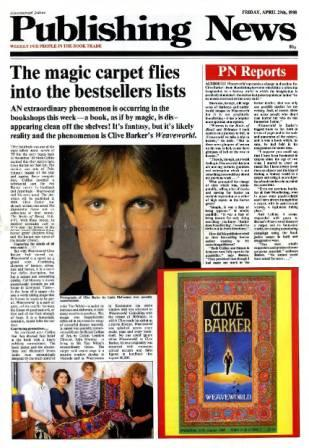 Publishing News - 29 April 1988