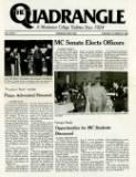 The Quadrangle, Riverdale, New York, Vol 65 No 7, 27 October 1988