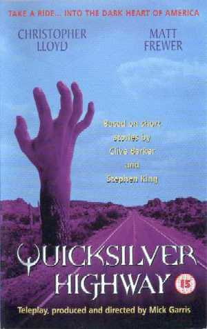 Clive Barker - The Body Politic - <br />Quicksilver Highway
