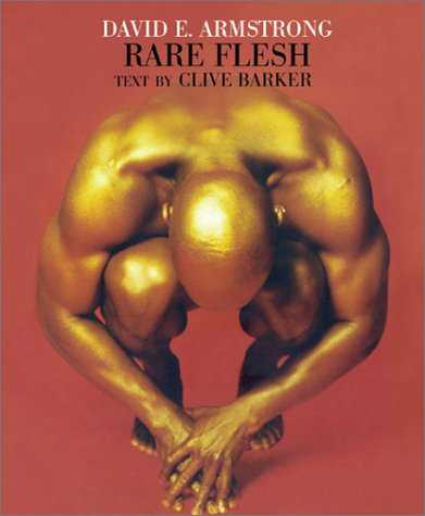 Rare Flesh - unused cover design