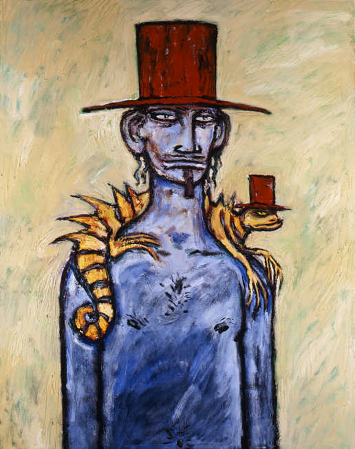 Clive Barker - The Red Top Hats