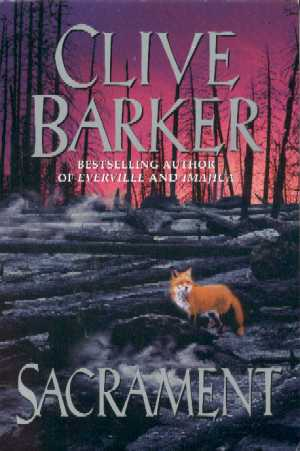 Clive Barker - Sacrament - US Book Club edition