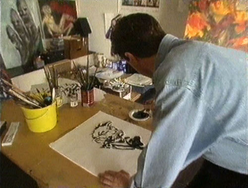 Clive Barker - The South Bank Show, 1993