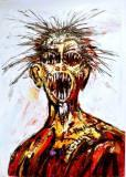 Clive Barker - Scream (modified)