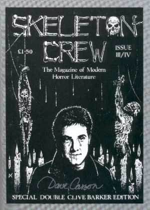 Skeleton Crew - No 3/4, 1988