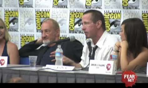 FEARnet Panel at San Diego Comic Con, 24 July 2009