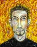 Clive Barker - Self Portrait