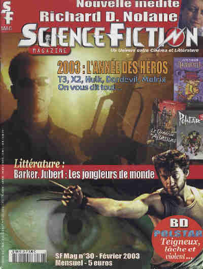 Science-Fiction Magazine, No 31, February 2003