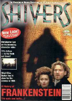 Shivers, No 13, December 1994