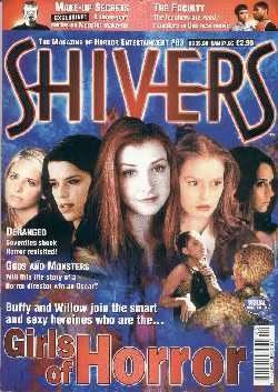 Shivers, No 63, March 1999