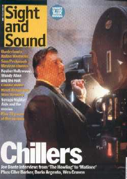 Sight And Sound, Vol 3 No 6, June 1993