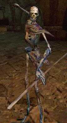 Clive Barker - Undying Skeleton