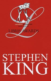 CBA Libris Awards - Stephen King
