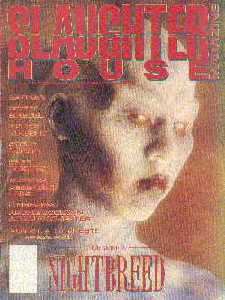 Slaughterhouse, Vol 1 No 4, 1989