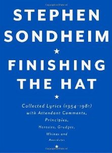 Stephen Sondheim - Finishing The Hat