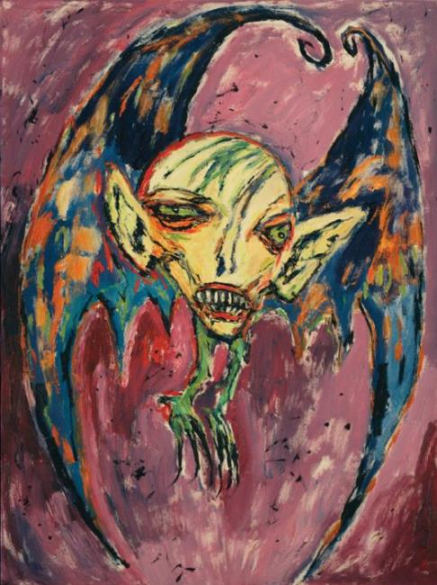 Clive Barker - Sorrowful One