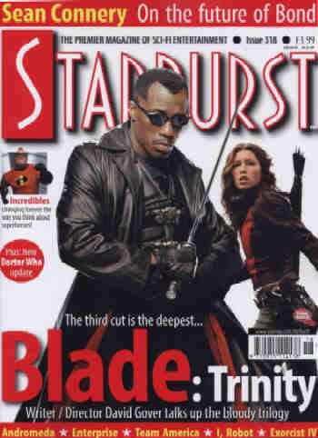 Starburst, No 318, January 2005