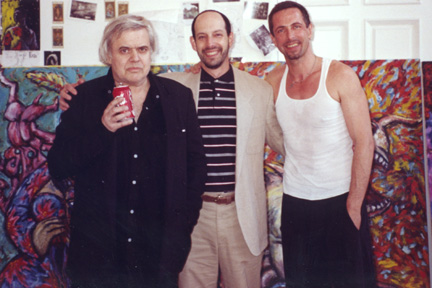 Clive Barker - In the studio with H.R. Giger, 1997