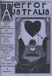 Terror Australis, Vol1, No1, Autumn 1988