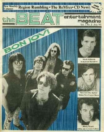 The Beat, Vol 1 No 2, July 1993