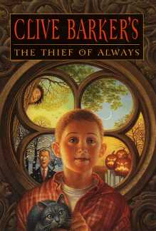 The Thief Of Always - US paperback edition