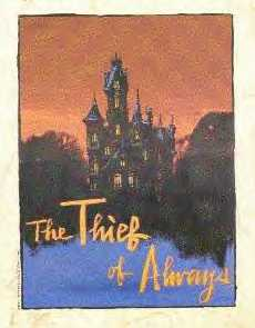 Thief of Always pre-production promotional poster