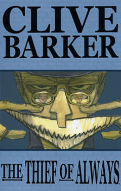 Clive Barker - Thief - Graphic Novel