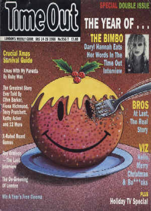 Time Out, No 956/957, 14-28 December 1988